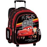 "Cars - Trolley Bag 18"" Bk"