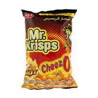 Mr. Krisps Spicy Hot 80g