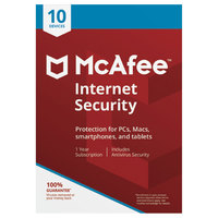McAfee Internet Security 2018 10 Device