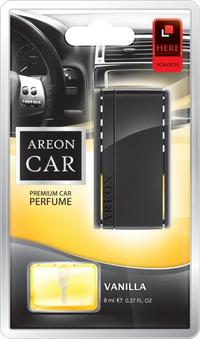 Areon Air Freshener Vanilla Car 8 Ml Blister
