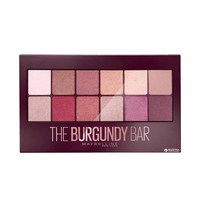 Maybelline New York - Eyeshadow Palette The Burgundy Bar