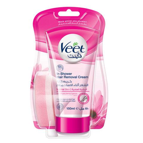 Veet-Lotus-Milk-&-Jasmine-Fragrance-in-Shower-Hair-Removal-Cream-150ml