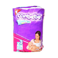 Canbebe Diapers Size 3 + Selpak 70