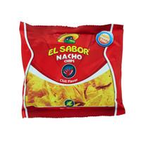 El Sabor Nacho Chips Chili Flavor 65g