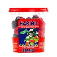 Haribo Berries Tub 175 g