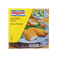 Americana Chicken Fillet 420g