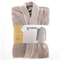 TEX Bathrobe S/M Taupe
