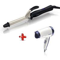 Philips Hair Curler Hp8602 + Hp8103