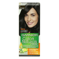 Garnier 2 Luminous Black Color Naturals Creme