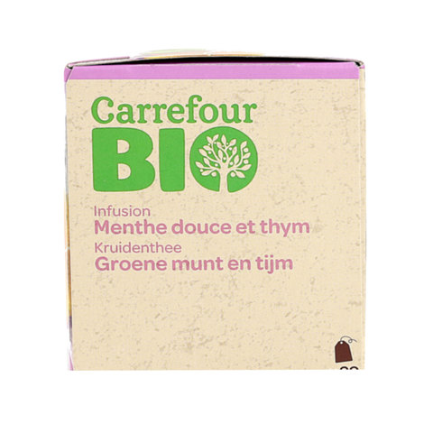 Carrefour-Bio-Organic-Infusion-Mint-Tea-30g