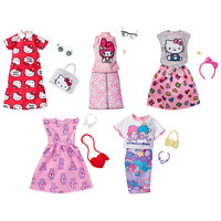 Barbie Theme suits and accessories , Assorted