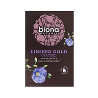 Biona Organic Cracked Linseed 500GR