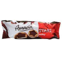 Amada Starz Chocolate Milky Biscuit With Milk Cream 44g
