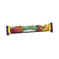 Mamba Fruit Chews Mix 18 Pieces 75GR