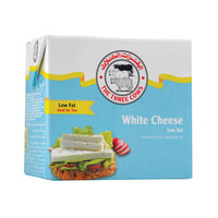 The Three Cows Low Fat White Cheese 500 g