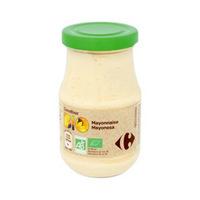 Carrefour Bio Organic Mayonnaise 250ML