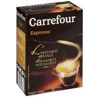 Carrefour Instant Coffee Espresso 25gx2