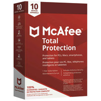 McAfee Total Protection 2018 10 Device