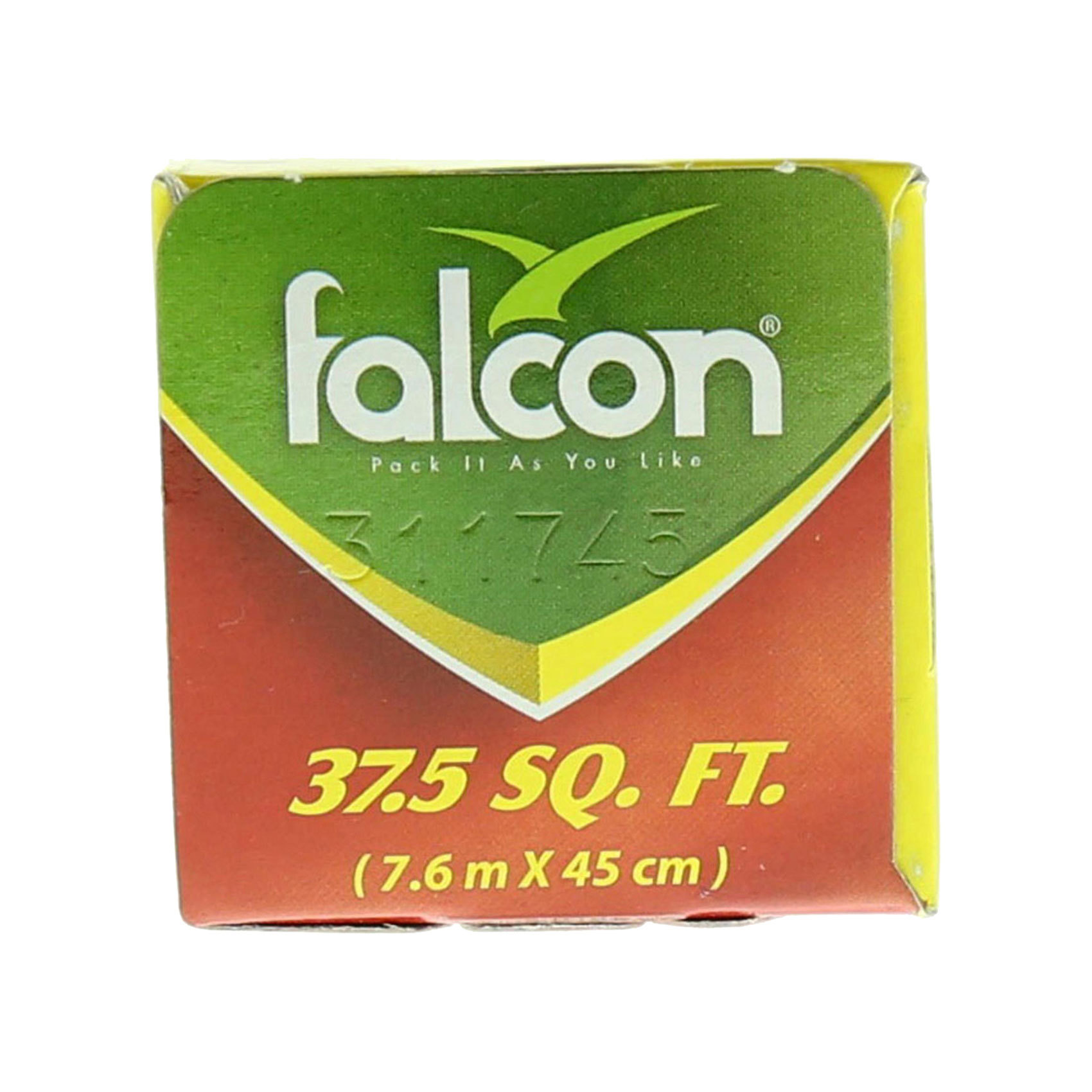 FALCON ALUM FOIL 37.5 SQR. FT