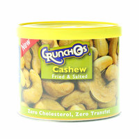 Crunchos Fried & Salted Cashew 100g