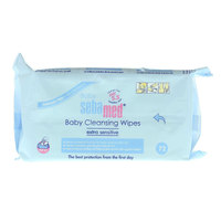 Sebamed Extra Sensitive Baby Cleaning Wipes 72 Pieces