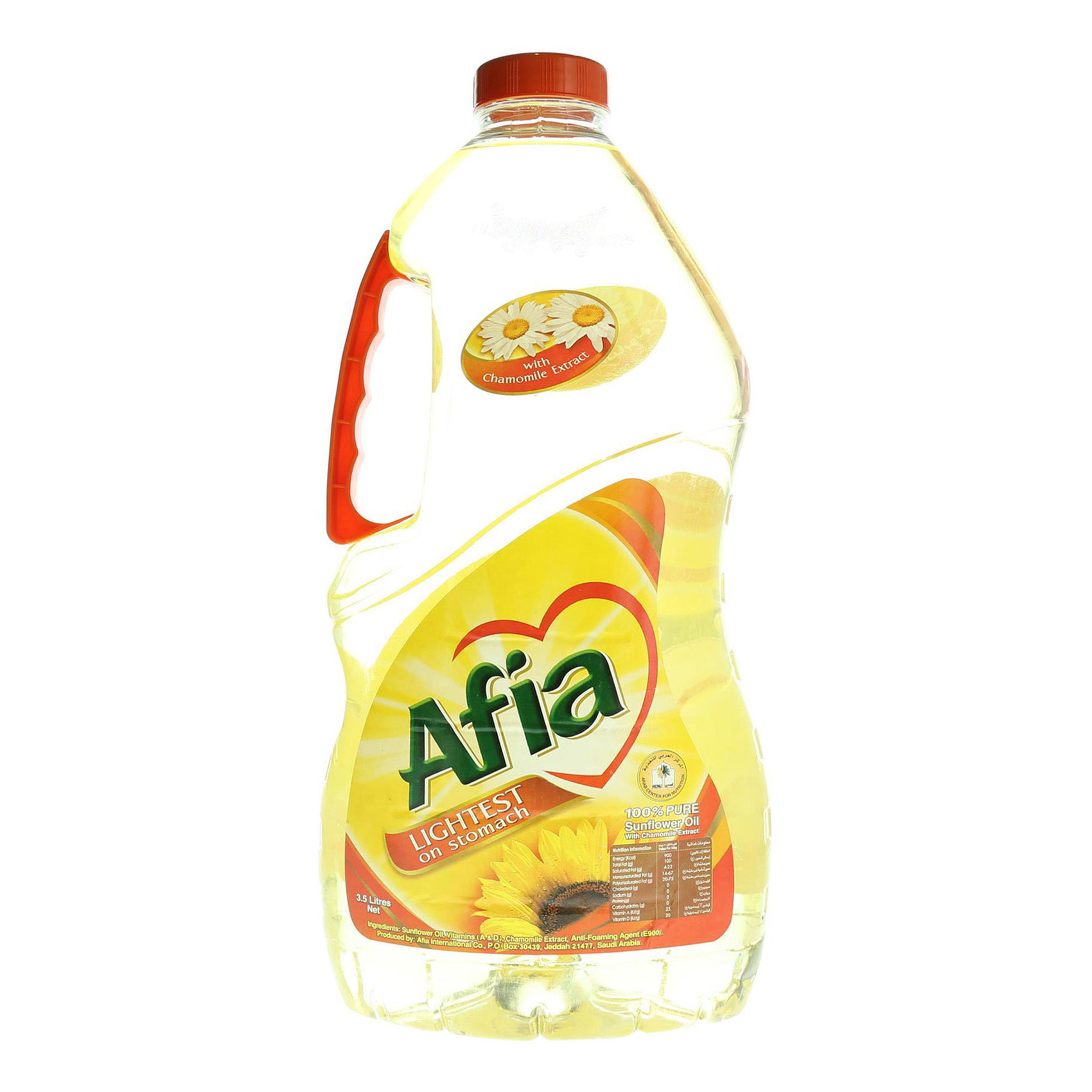 AFIA SUNFLOWER OIL 3.5L