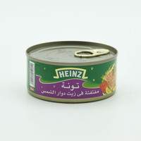 Heinz Tuna Flakes In Sunflower Oil 185 g