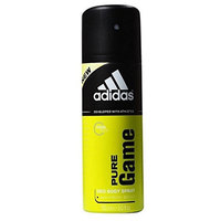 Adidas Pure Game Deodorant Body Spray 150 ml