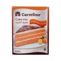 Carrefour Cake Mix Orange 500 Gram