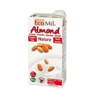 Eco Mil Nature Milk Sugar Free 1L