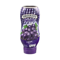 Smucker''s Squeeze Grape Jelly 20OZ