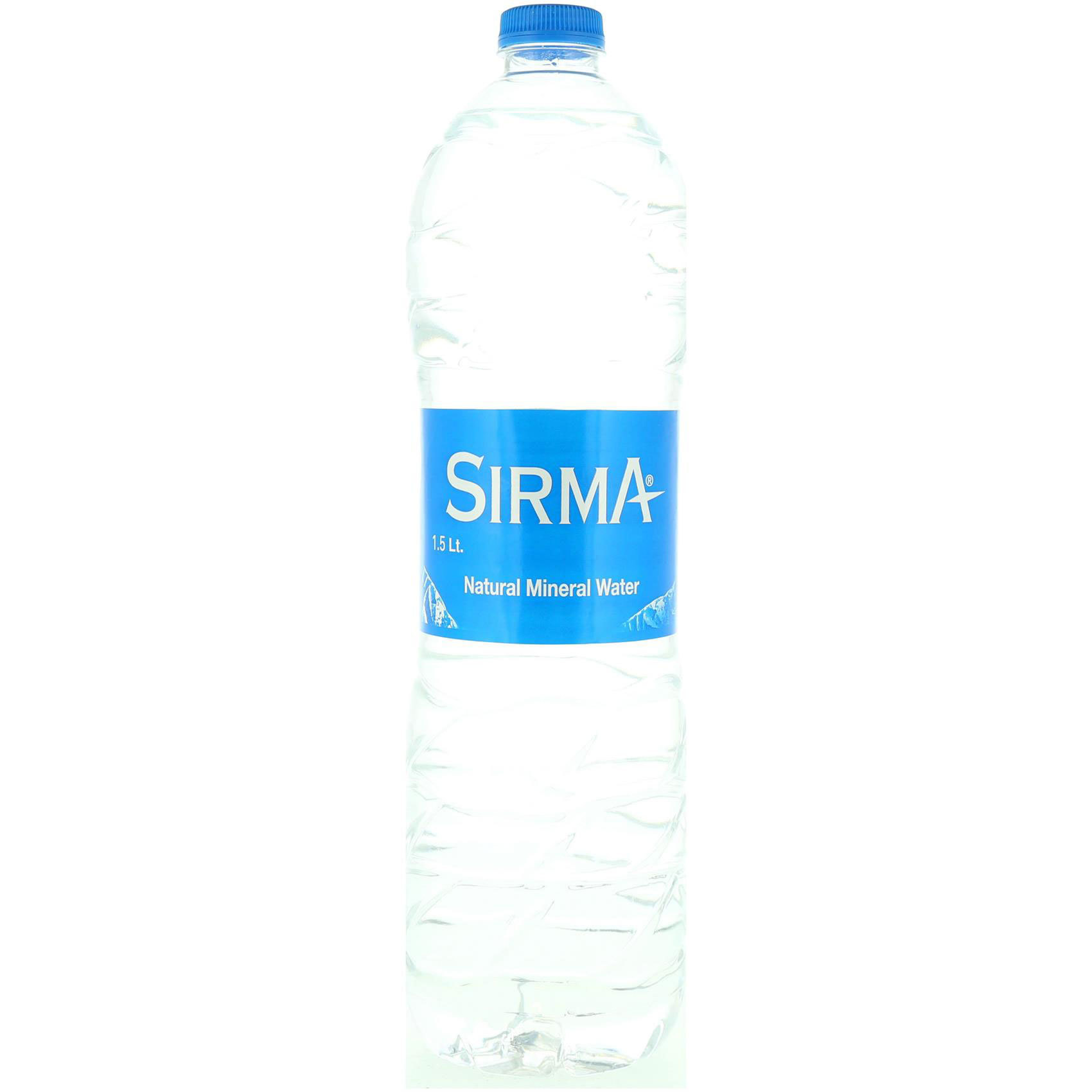 SIRMA SPRING WATER 1.5LTR