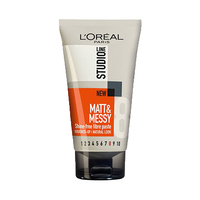 L'Oreal Paris Studio Line Matt & Messy Shine-free Fibre Paste