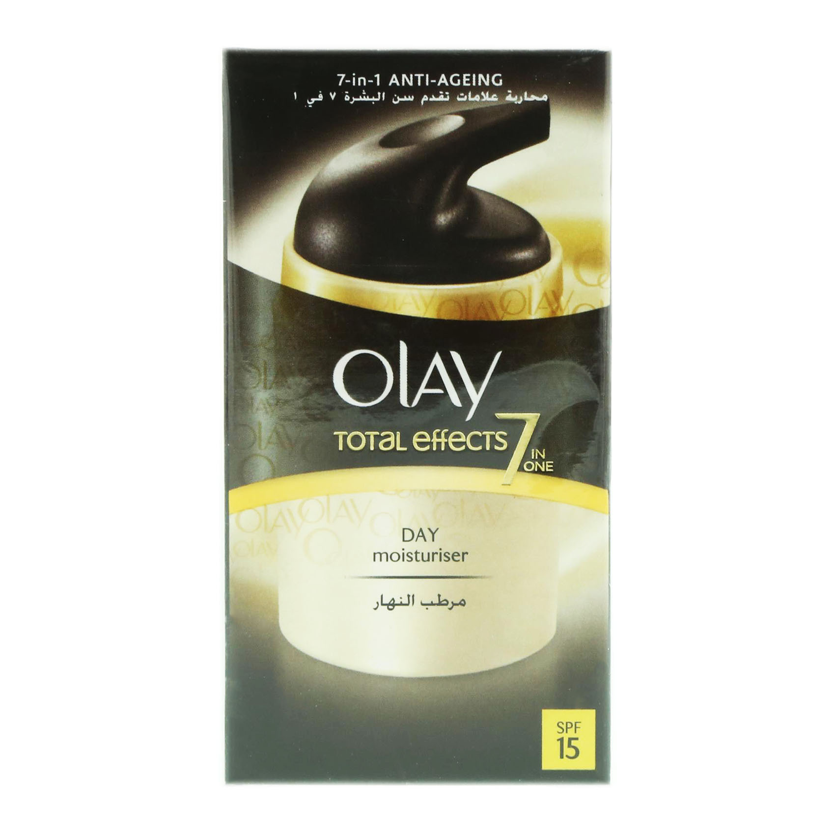 OLAY TOTAL EFFECTS MOIST UV DAY 50M