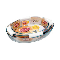 Marinex Oval Roaster Value Pack 3 Pieces