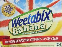 Weetabix Banana Biscuits 580 g