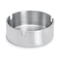 Stainless Steel Round Ashtray 8CM