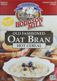 Hodgson Mill Oat Fashioned Oat Bran Hot  Cereal 454g
