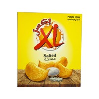 XL Potato Chips Salted 26gx14
