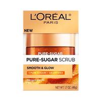 L'Oreal Dermo Smooth Sugar Scrub J50 Glow