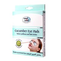 Cool & Cool Cucumber Eye Pads 4 Pads