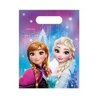 Disney Frozen Northern Lights Party Bags 6 Pieces