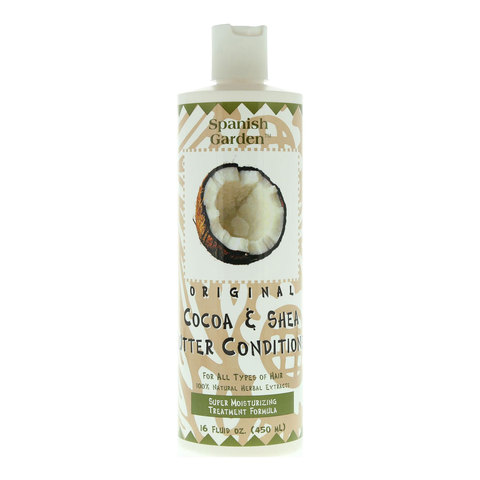 Spanish-Garden-Original-Cocoa-Butter-&-Shea-Butter-Conditioner-450ml