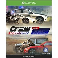 Microsoft Xbox One The Crew Ultimate