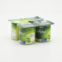 Carrefour Plain Sterilized Bifid Us 4 x 125 g