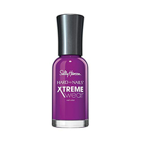 Sally Hansen Wair Nail Polish Hard As Nails xtreme Pep Plum 11.8ML No 230