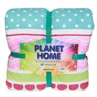 Planet Home Microfiber Comforter 150X220 Pink