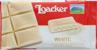 Loacker Chocolate BarWhite 87g