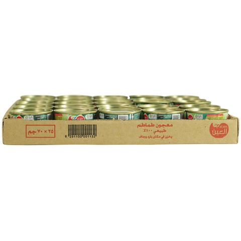 Al-Ain-Tomato-Paste-70g-x25