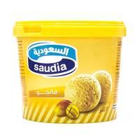 Saudia Ice Cream Mango 2 L